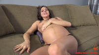 Daddy Cover My Pregnant Belly With Cum (2013)