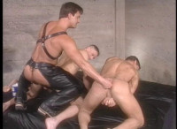 The Leather Orgy