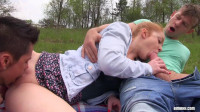 Great Bisex Time with Sweet Redhead