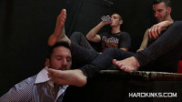 Hardkinks — Delivering Foot — Mike Bosco, Tyler Roding