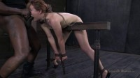 Claire Robbins Bent Over, Fucked From Both Direction