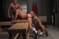 Jake Deckard Dominated By Tyler Saint and Scott Tanner