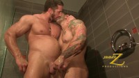 Shower Suck Part One Christian Power And Emilio Calabria (2015) , gay simpsons barney porn.