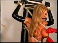 Exotic Latex Bondages & Rubber Encasement