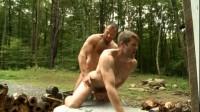 Mutual Media — Splittin' Wood (Arpad Miklos & Colby Keller)