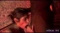 Indian girl deepthroats
