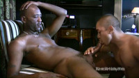 Huge raw black cocks bareback
