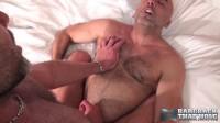 Bareback That Hole - Brian Davilla & Chad Brock , gay sex hunky...