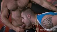 HardKinks — Bondage Beast — Isaac Eliad and Rogan Richards