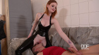 Zara DuRose - Red-Haired Dominatrix Humiliates Tiler (2016)