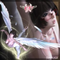 [3D FLASH]~little ballerina~ ヒナ!