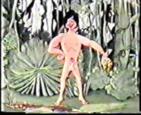 Snow White fuck in the magic forest