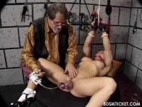 Athletic Babe Punishment - BT