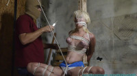Extreme - Helpless Captive Gets Painful Bondage Torture. Part#2