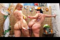 Tiki Hut Duet