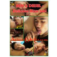 Download AE 104 - Ben & Diesel - Delicious Blow Job! HD