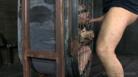 RTB - Apr 1, 2014 - Darling blindfolded, caged and tagteamed by dick! - HD