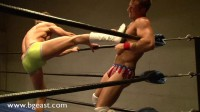 BG East - Austin Cooper vs Z-Man - dude, floor, hands, file