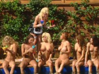 Hot Body Video Magazine: Beverly Hills Naked Pool Party