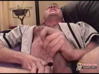 fat cock free sample gay daddy hairy men (Mitch and Bob).