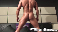 Kane Griffin - Handsome Blond Muscle...
