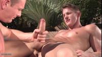 Poolside Part 1 (huge, rimming, big dick)!