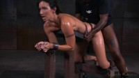 SexuallyBroken - Jun 29, 2015 - Fit MILF Wenona belted in strict bondage and roughly fucked