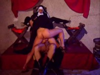 Lustful Nuns at the Monastery