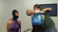 Holly Wood And Elizabeth Andrews Daydreaming About Latex Playtime (2015)