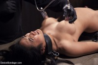Hot Asian, Hard Steel, Brutal Torment, and Extreme Orgasms!