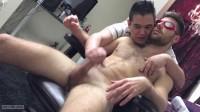 Str8 Guy Gets Handjob - gay pussy attractive adolescent.