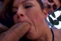 Teeny tries anal sex