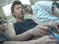 Crazy Guys on the Bus 3 - Hardcore, HD, Asian