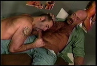 watch shaved (Bear Trap).