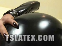 Luciana Foxx Full Body Latex
