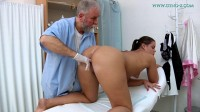 Vanny Ulli — 25 Years Girl Gyno Exam