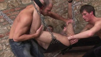 Boyffist 2 (hard fuck, deep throating, cum).