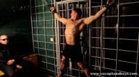 RusCapturedBoys — Bodybuilder Vasily in Jail — Part I