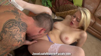 Cum On Allie Rae's Face — (1080)