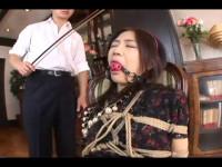 Saitou Kasumi bondage