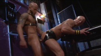 Rough Anal With Hard Muscle Fuckers (online, muscle men, leather, rough)
