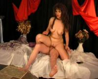 Creating sex artwork