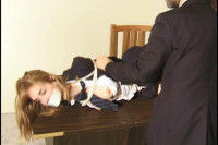 Bound and Gagged – Roped Schoolgirl Lorelei – Naughty Student Part 2