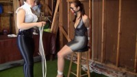 Madalynn Raye And Elizabeth Andrews Six Inch Heeled Posture Training (2015)