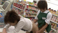 Sex in a Convenience Store 2 - Best Gays HD
