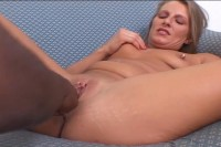 Great MILF awesome interracial footage