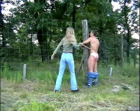 Extreme Outdoor Punishment