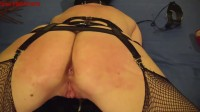 Brutal Pussy Fisting And Ass Fucking Tied