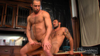 Stag: Scene 1: George Ce & Donnie Dean