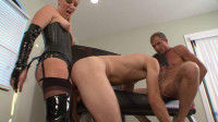 Dominatio IX - Cuckolds - Cum On The Cuck